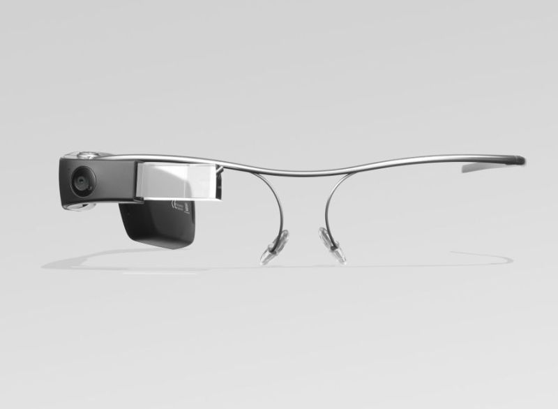 Google Glass is one of the AR headsets
