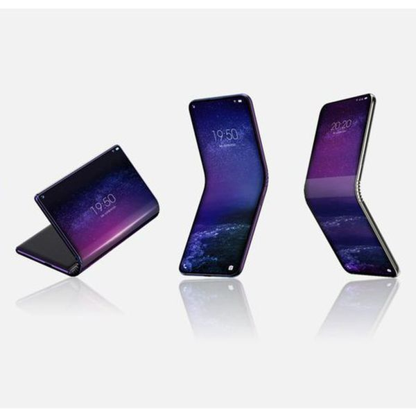 TCL flexible phone