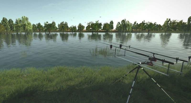 Fishing Plant fishing simulator