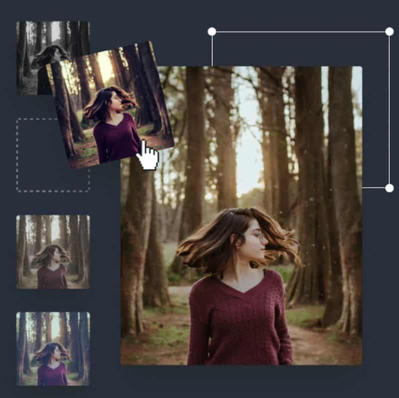 Edit photos easily