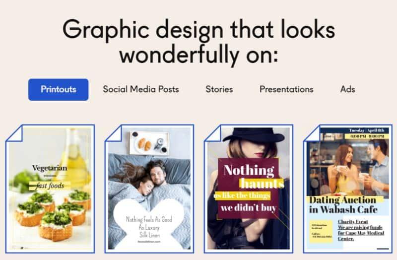crello online design tool