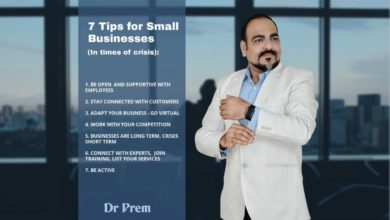Photo of 7 Tips For Small Businesses (In Time Of Crisis)