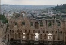 Photo of At Acropolis of ATHENS Greece