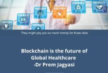 Photo of Blockchain Is The Future Of Global Healthcare