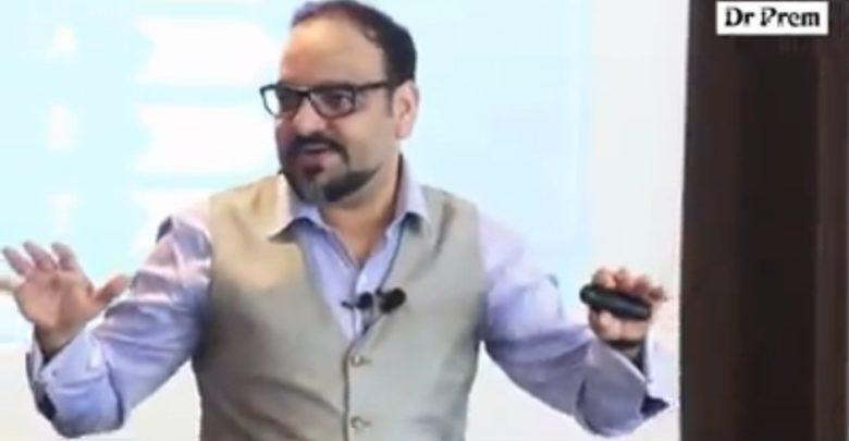 Business Guide Workshop - Dr Prem Jagyasi