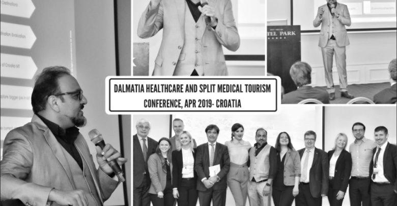 Dalmatia Healthcare And Split Medical Tourism Conference, Croatia - Dr Prem Jagaysi