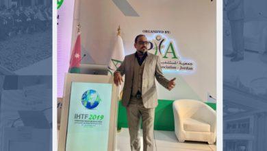Delivering Keynote In Healthcare Travel Forum, Amman Jordan - Dr Prem Jagyasi
