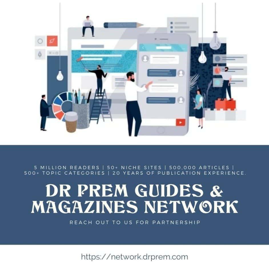 Dr Prem Guides & Magazines Network