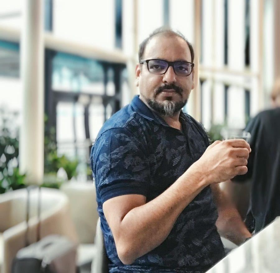 Dr Prem Jagyasi At Istanbul Airport
