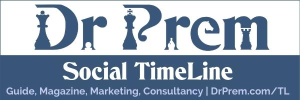Dr Prem Jagyasi Social Timeline | DrPrem.com