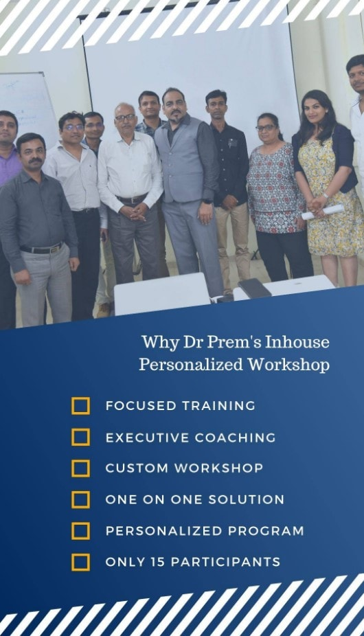 Dr Prem's Personalized Medical Tourism Workshop