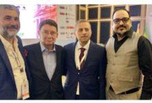 Emain Cakmak and Dr Prem Jagyasi