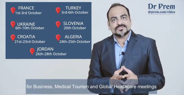Future Of Medical, Wellness Tourism Business - Dr Prem Jagyasi