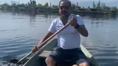Photo of My Incredible Dal Lake Srinagar Trip