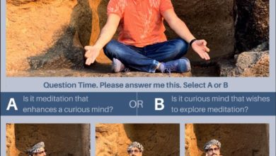Photo of Is It Meditation That Enhances A Curious Mind?