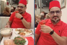 Lebanese Food & Culture In Paris France - Dr Prem Jagyasi