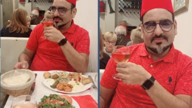 Photo of Lebanese Food and Culture. Feeling Divine in Paris France