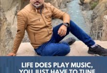 Life Quotes - Life Does Play Music - Dr Prem Jagyasi