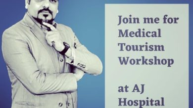 Photo of Medical Tourism Workshop at AJ Hospital Mangalore