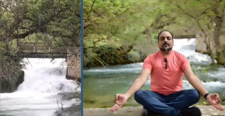Mindfulness Means Be In Present Moment - Dr Prem Jagaysi
