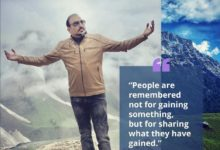 Share Quotes From Carve Your Life - Dr Prem Jagyasi