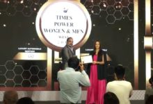 Photo of Invited For Times Power Men Award By Times Of India