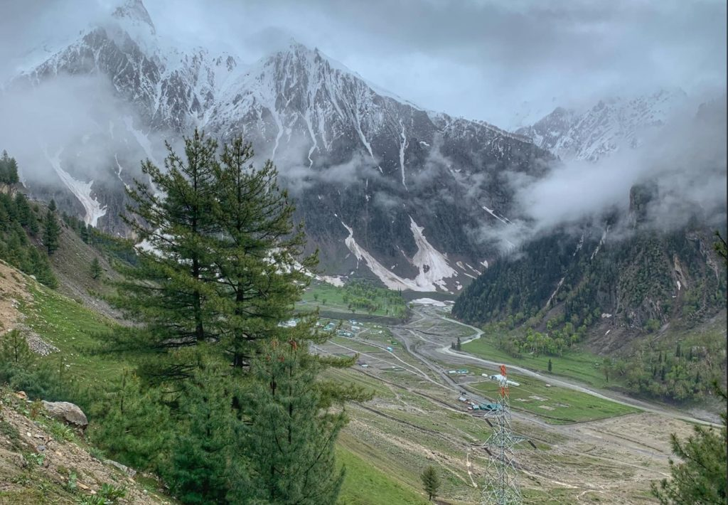 Trip from Kashmir to Leh