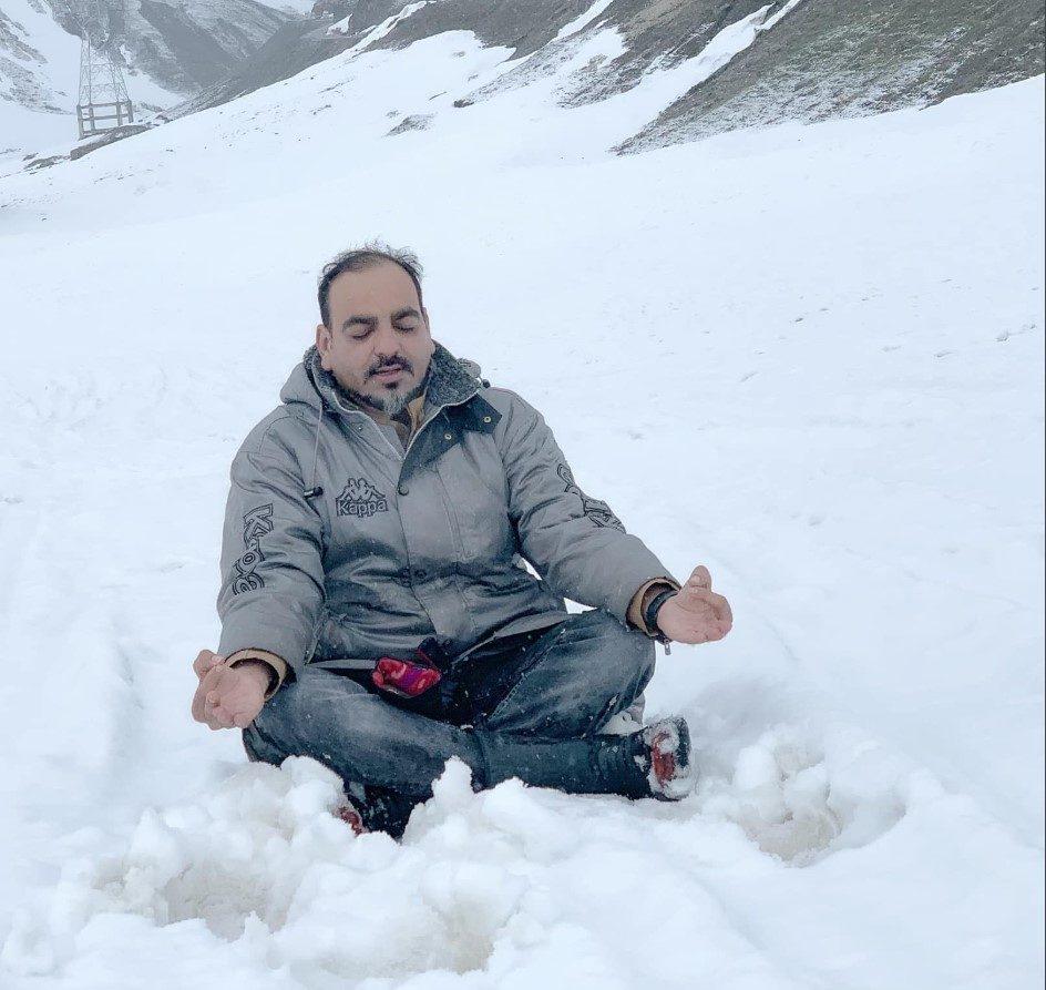 Trip from Kashmir to Leh - Dr Prem