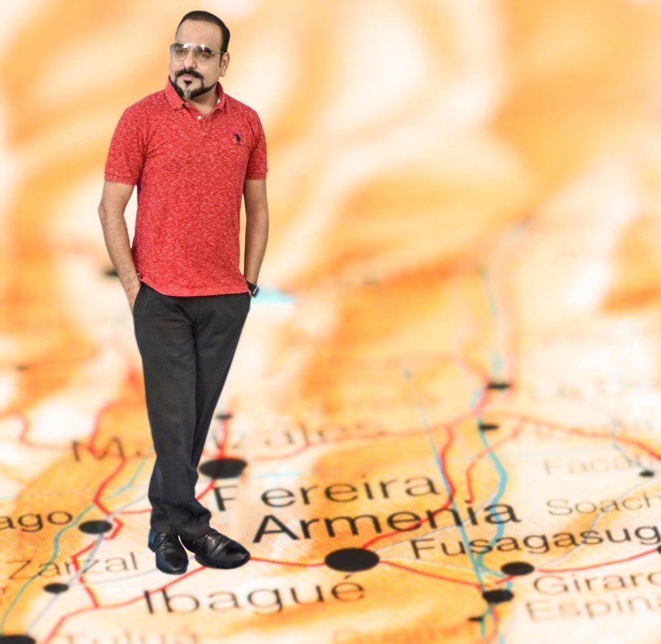 time to explore Yerevan Armenia - Dr Prem Jagyasi