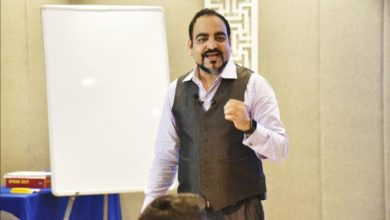 A workshop is such a striking concept - Dr Prem