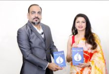 Photo of Carve Your Life Book Launched by Mesmerising Actress Bhagyashree