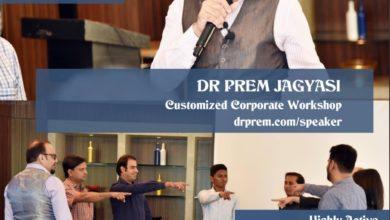 Customized Corporate Workshops - Dr Prem
