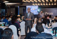 Photo of Dr Prem Workshop – Leadership, Marketing, StartUp, Medical Tourism, 2018 Mumbai