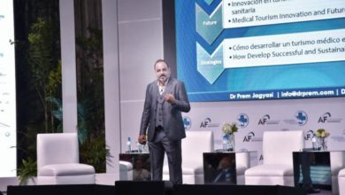 Photo of Great Experience To Deliver Keynote Address At Dominican Republic
