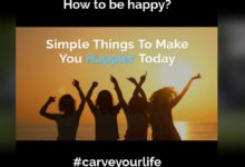 International happiness Day - How To Be Happy By Dr Prem Jagaysi