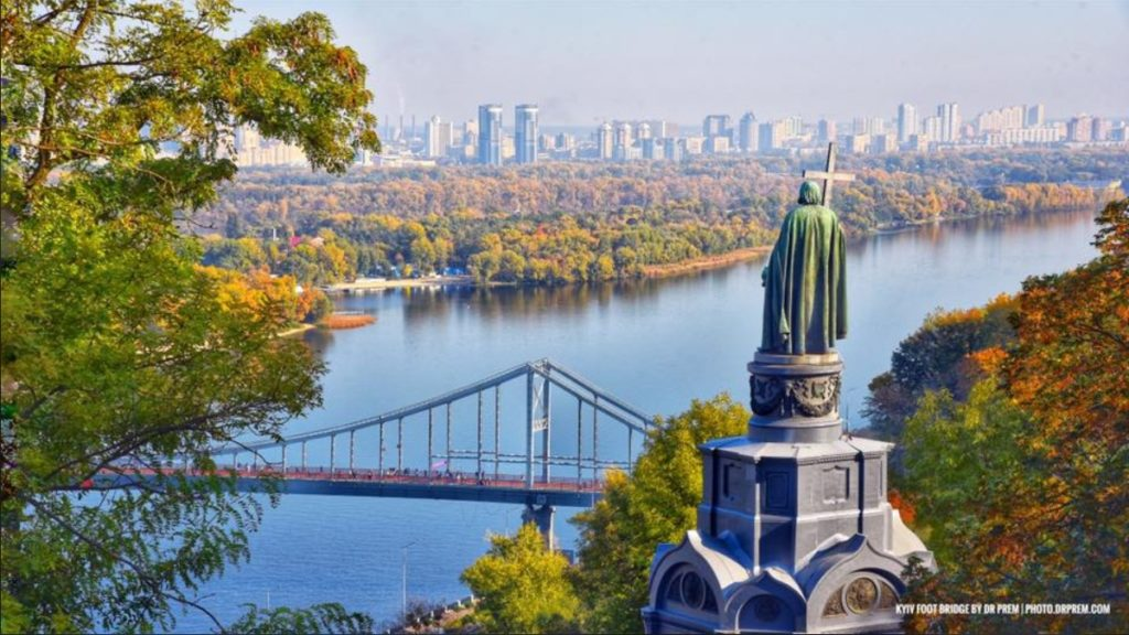 My Weekend Photography - Love With Colours Of Kyiv, Ukraine - Dr Prem 2