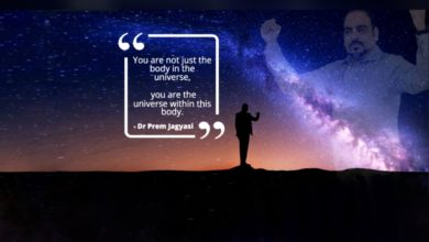 Quotes on Body from Carve Your Life Book - Dr Prem