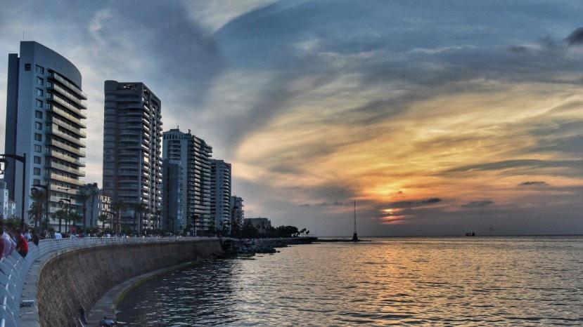 Revisit the wonder city Beirut of Lebanon through my photography - Dr Prem