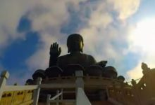 Watch This Incredible Big Buddha Timelapse in Hong Kong - Dr Prem