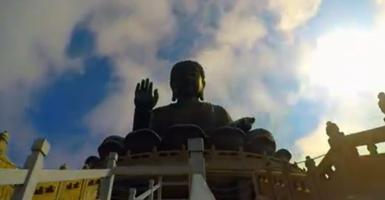 Photo of Watch This Incredible Big Buddha Timelapse in Hong Kong