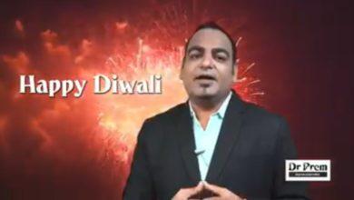 Photo of Wishing You Happy Diwali By Dr Prem Jagyasi