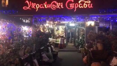 Workshop At Traditional Ukrainian Restaurant - Dr Prem