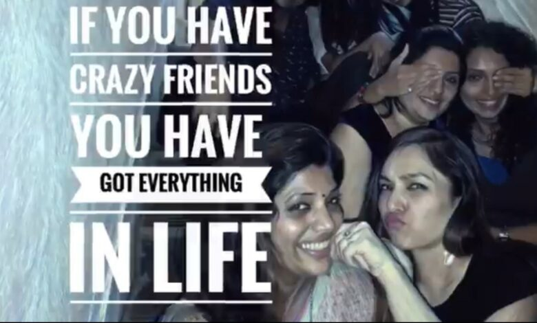 A Life in Night With Crazy Friends And Family - Dr Prem Jagyasi