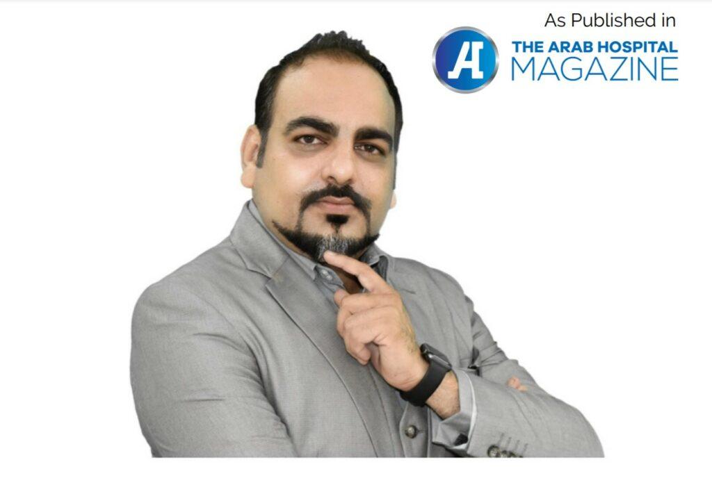 Covid-19, The Catalyst Towards Transformative Healthcare - Dr Prem Jagyasi