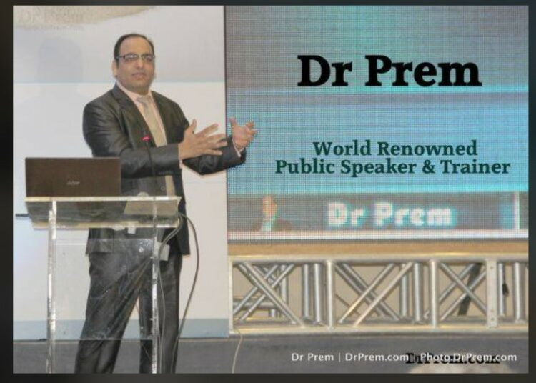 Delivering Speeches-Workshops in 12 Conferences In Next Three Month In Six Countries - Dr Prem Jagyasi