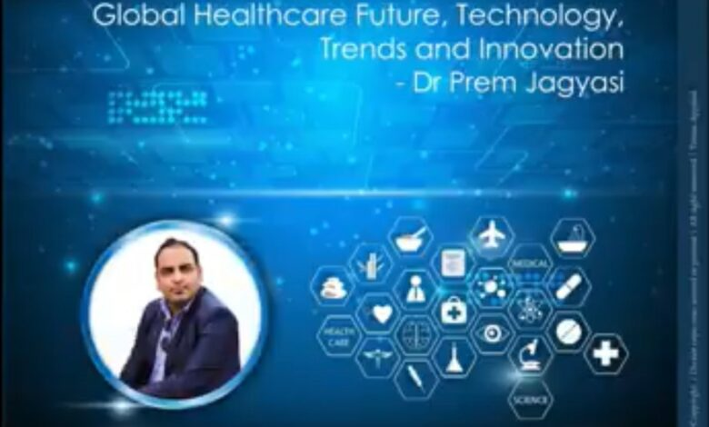 Global Healthcare Future, Technology, Trends And Innovation Croatia - Dr Prem Jagyasi