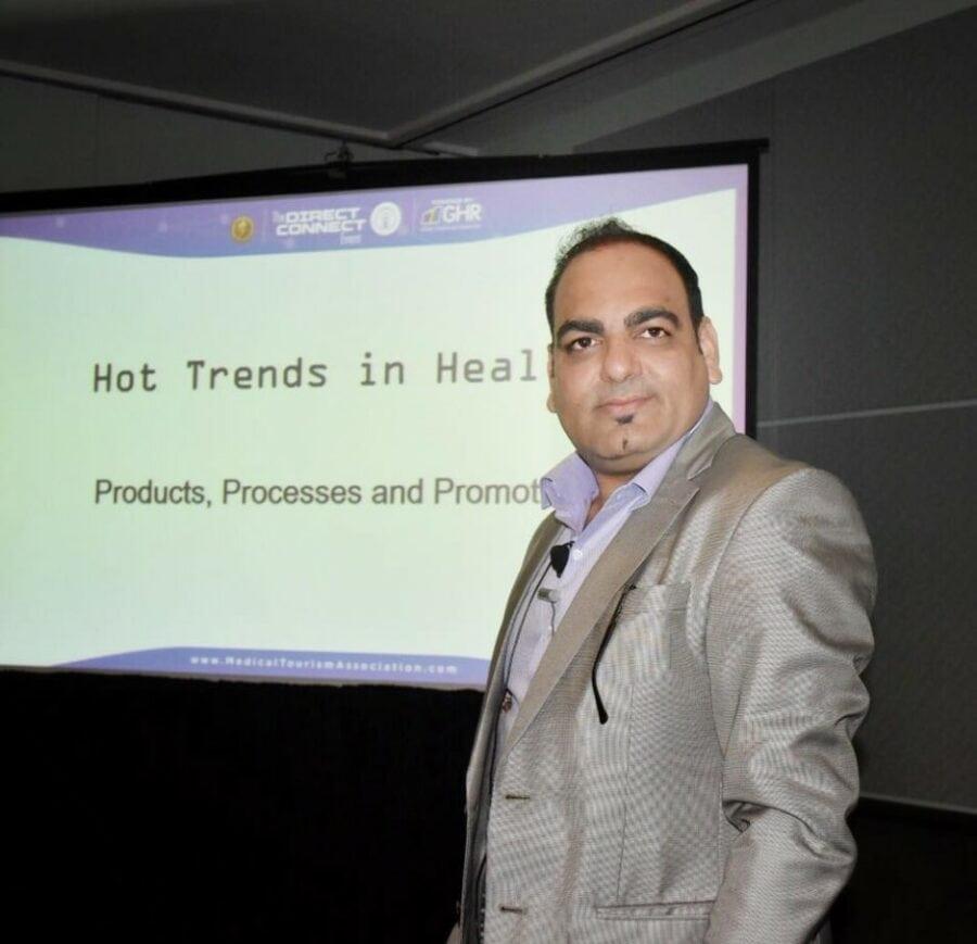Good by Los Angeles and WMTC17 - Dr Prem Jagyasi 5