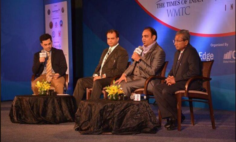 Great Conference Organized By Time Of India And Medical Tourism Association - Dr Prem Jagyasi