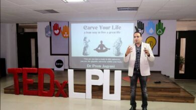 Photo of Honour And Privilege To Deliver Speech At TEDx Event