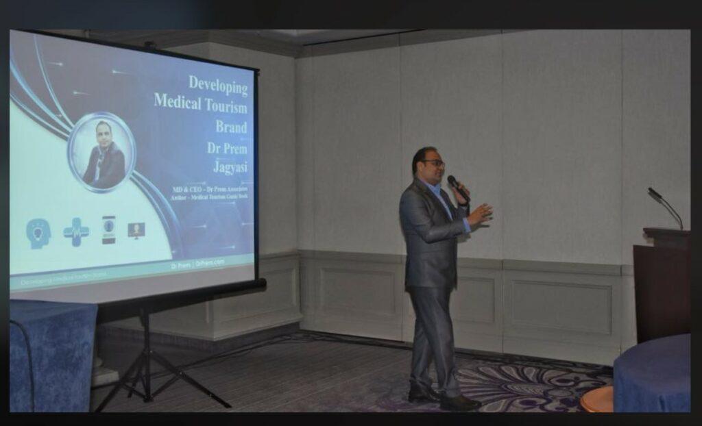 In Zagreb Croatia, Delivered A Workshop On Developing Brand - Dr Prem Jagyasi